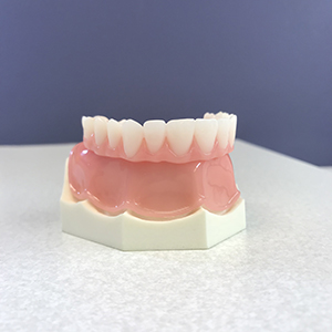 Denture Prosthesis First Image.