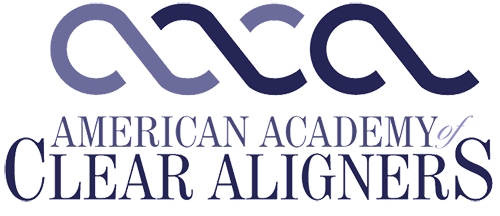 We are members of the American Academy of Clear Aligners