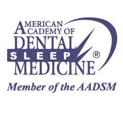 We are a members of American Academy of Dental Sleep Medicine