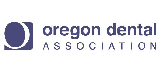 We are members of the Oregon Dental Association