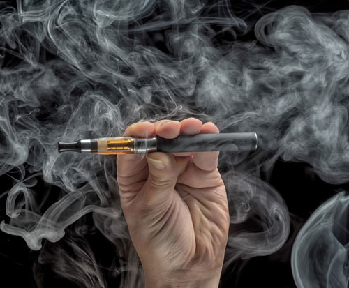 Is Vaping Safe for Your Teeth?